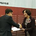 신향숙 협회장 '2018 대한민국 문화경영대상 –시니어지원단체 부문'을 수상 관련 이미지